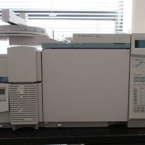 فروش دستگاه gc/ms مدل 6890n/5973n ساخت اجیلنت