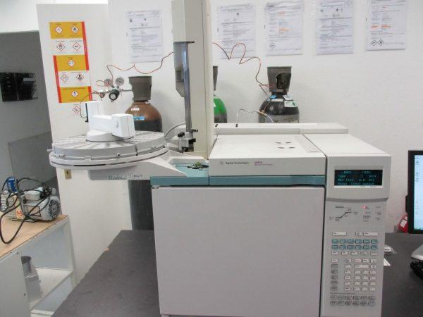 دستگاه GC مدل 6890n ساخت اجیلنت
