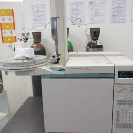 کروماتوگرافی گازی مدلAgilent 6890