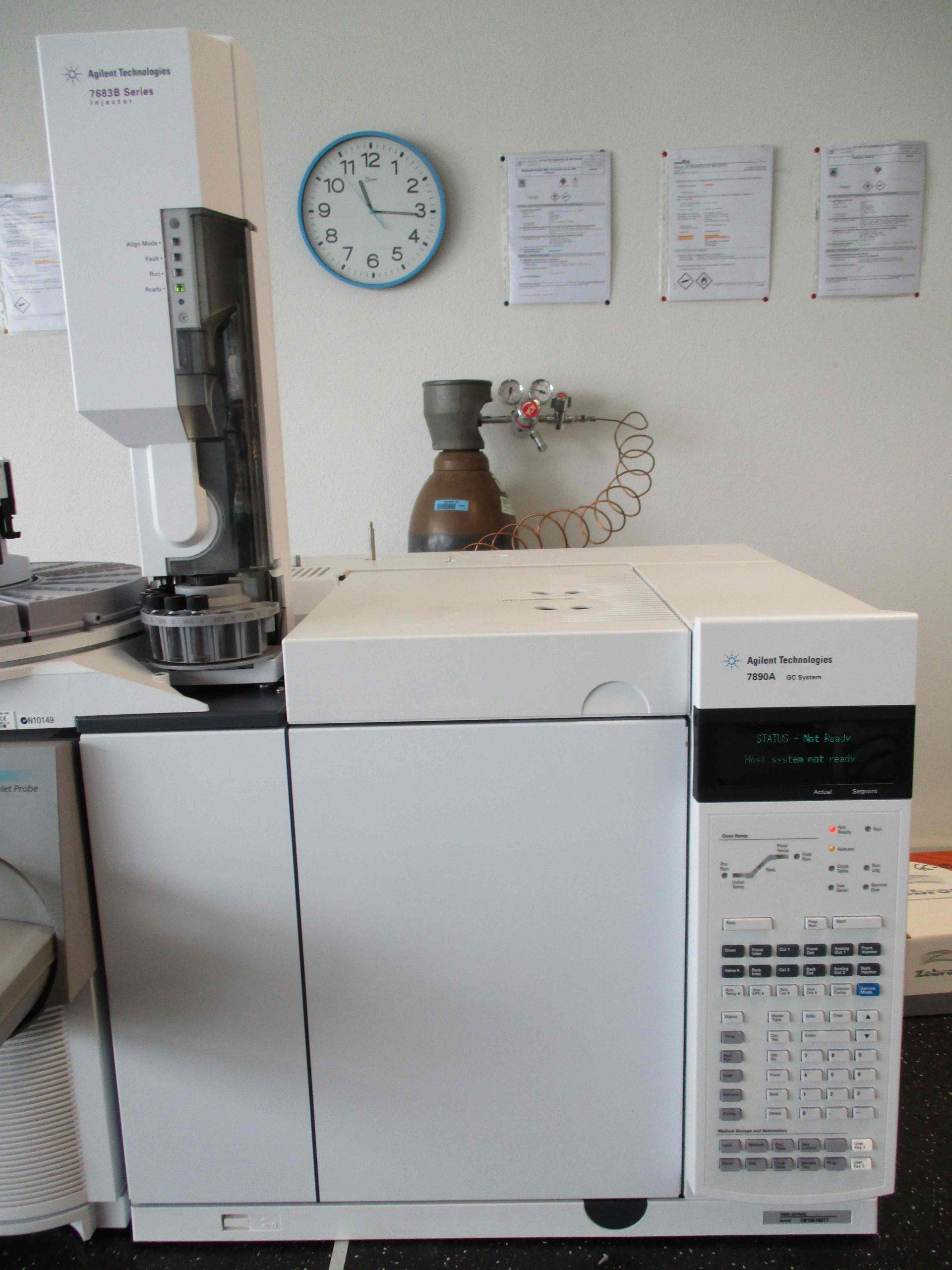 خرید دستگاه کروماتوگرافی گازی GC