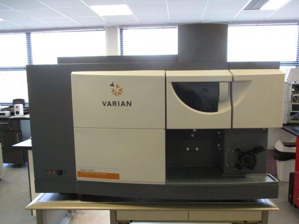 دستگاه ICP-OES مدل 735 واریان
