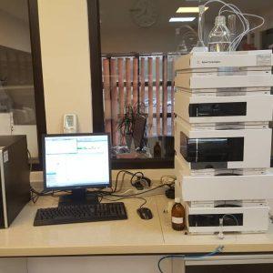دستگاه HPLC مدل 1200 اجیلنت