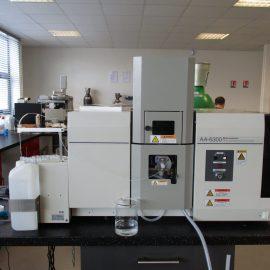 دستگاه جذب اتمی 6300 شیمادزو